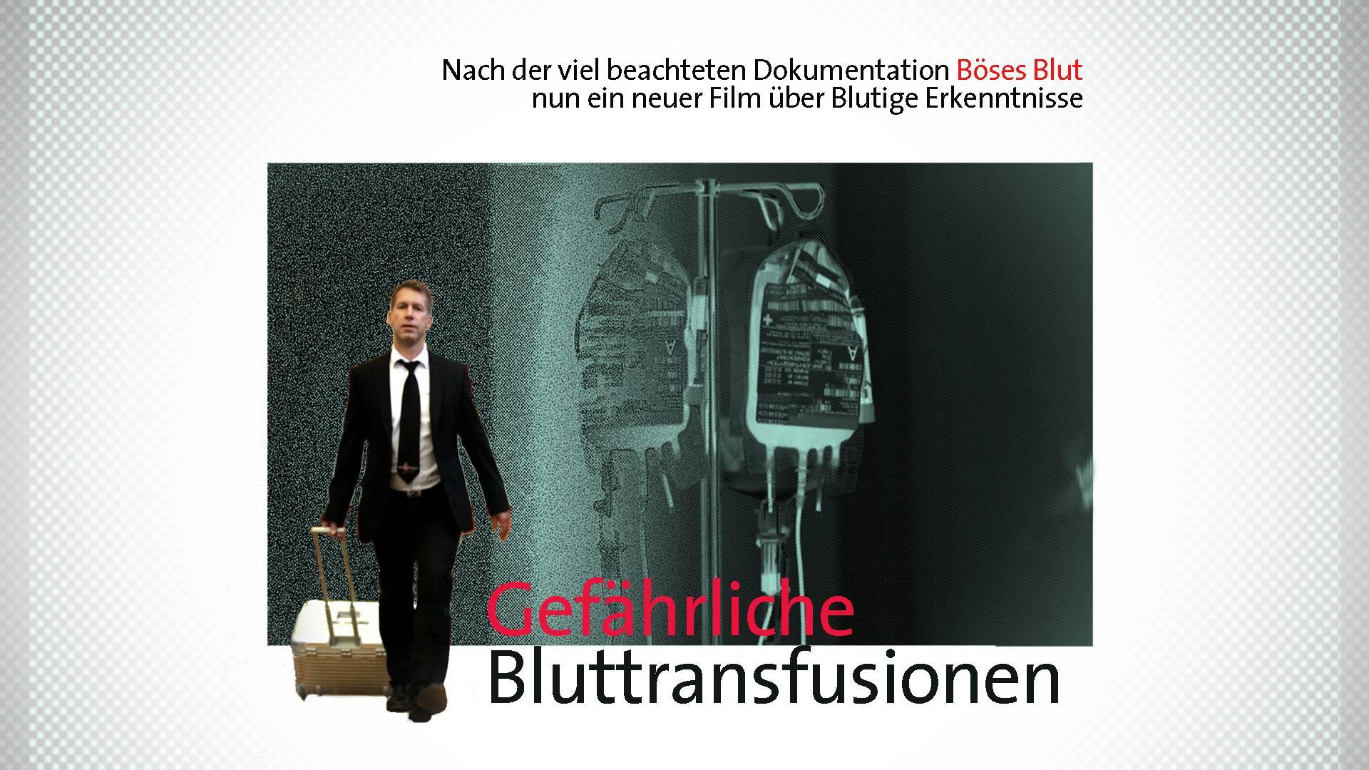 Gefährliche Bluttransfusionen