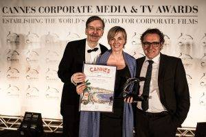 Cannes Corporate Media & TV Award - Böses Blut - Ulrike Gehring