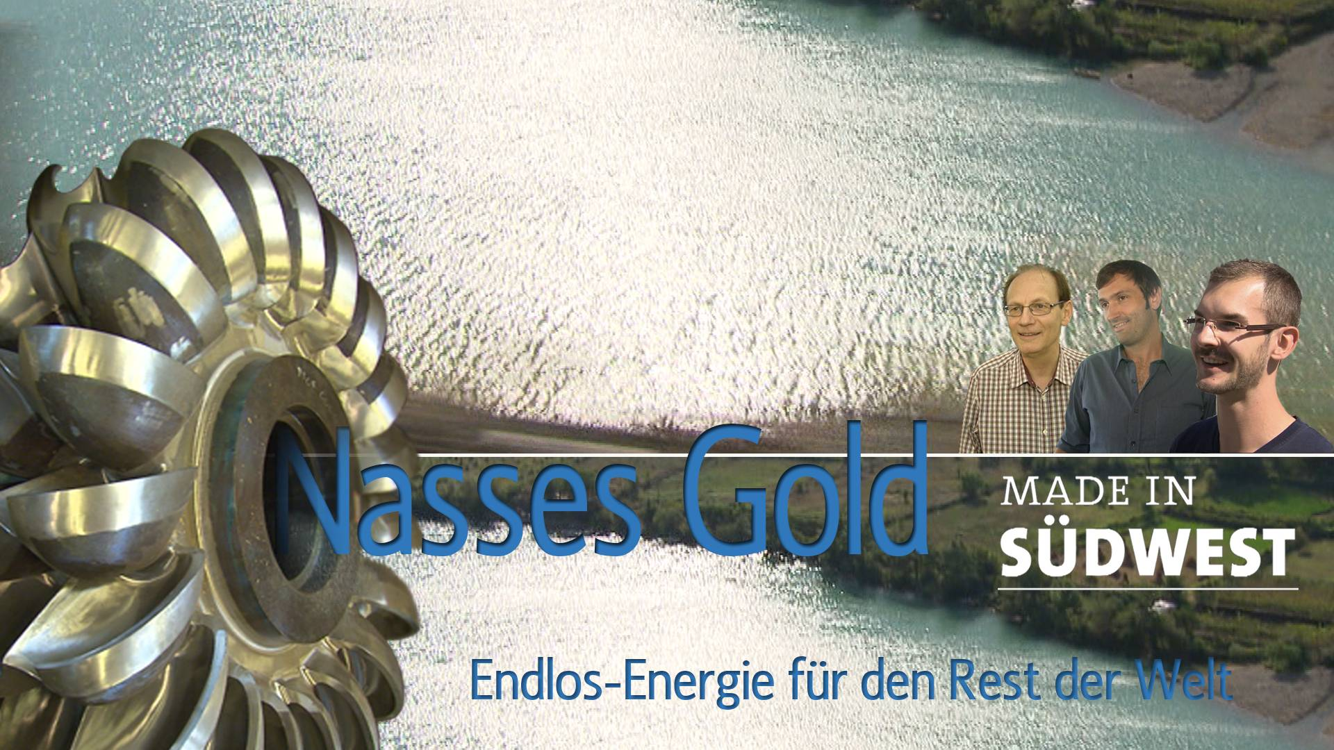 Nasses Gold